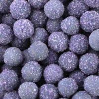 Candiflor True Violet Berries, MOQ 1kg, £15.40 per kg.