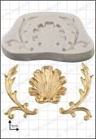 FPC Sugarcraft Baroque Shell