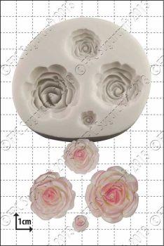 FPC Sugarcraft Multi Rose