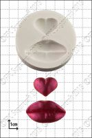 FPC Sugarcraft Lips & Heart