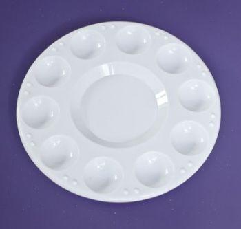 Purple Cupcakes Lustre/Paint Pallet Flower Drying Tray, MOQ 5, £1.37 per unit