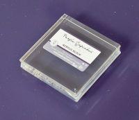 Purple Cupcakes Acrylic Block, MOQ 5, £0.98 per unit