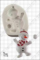FPC Sugarcraft Dancing Snowman