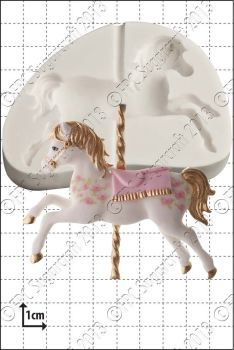 FPC Sugarcraft Carousel Horse