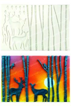 FPC Sugarcraft Birch Silhouette