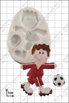 FPC Sugarcraft Funky Footballer