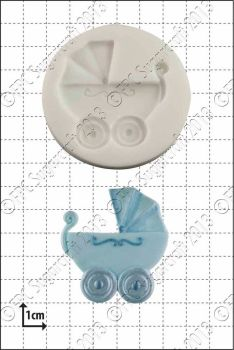 FPC Sugarcraft Baby Carriage