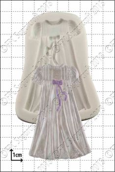 FPC Sugarcraft Christening Gown
