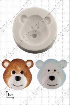 FPC Sugarcraft Bear Head