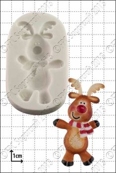 FPC Sugarcraft Dancing Rudolph