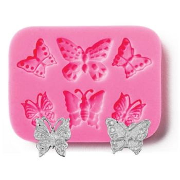 N Y Cake Assorted Butterfly Mold
