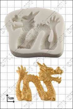 FPC Sugarcraft Chinese Dragon (Right)