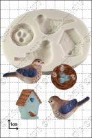 FPC Sugarcraft Baby Birds