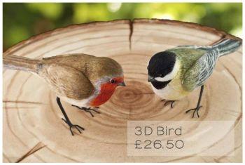 FPC Sugarcraft 3D Bird