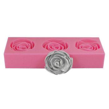 N Y Cake 3D Rose