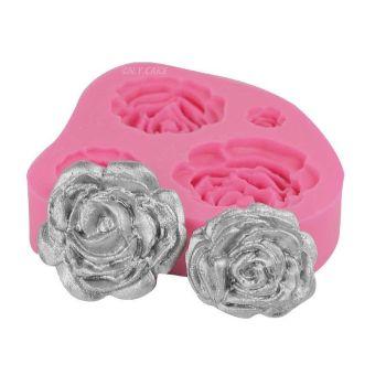 N Y Cake Blooming Roses