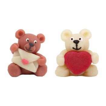 Leman's Bear 4 x 3,5 cm : 42 Pieces per box