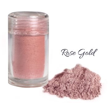 Crystal Candy New Colour! Rose Gold: Pearlescent