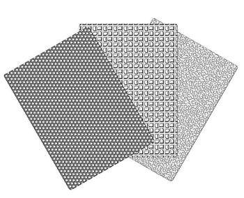 Dekofee Embossing Mat Set 2 (3pcs)