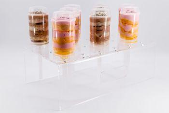 Dekofee Push-Up Cake Pops Set for 18 PuP
