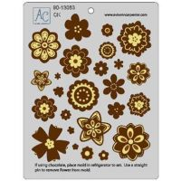 Autumn Carpenter Cutters Flower Fun Fondant Mold, Minimum order 6 units at £0.81 Per Unit.