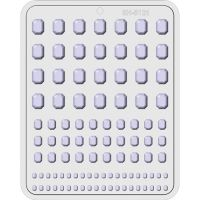Autumn Carpenter Cutters Hard Candy Jewel Mold- Rectangle Assortment, Minimum order 6 units at £0.81 Per Unit.