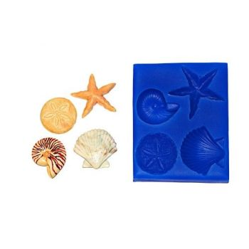 First Impressions Molds Assorted Seascapes Set