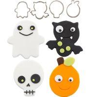 Autumn Carpenter Cutters Cutie Cupcake Cutter Set - Halloween Minimum order 4 units at £2.39 Per Unit.