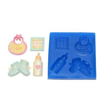First Impressions Molds Baby Set 7