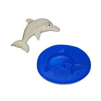 First Impressions Molds Dolphin