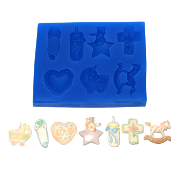 First Impressions Molds Baby Set 2