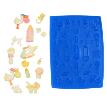 First Impressions Molds Baby Set 1