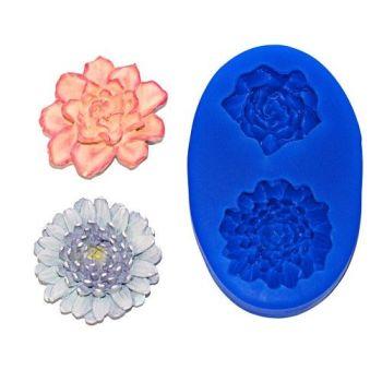 First Impressions Molds 2 Flower Set