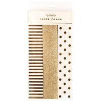 My Mind's Eye Fancy Paper Chain. 3 Units.