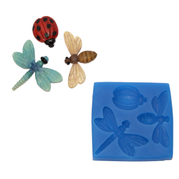 First Impressions Molds Large Insect Set