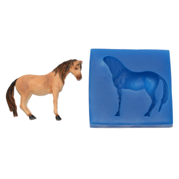 First Impressions Molds Large Horse