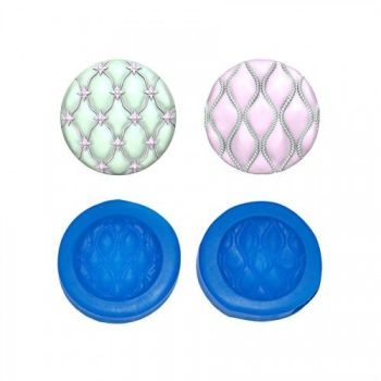 First Impressions Molds Textures Mini Cupcake Topper Set