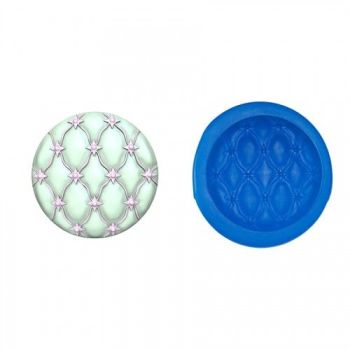 First Impressions Molds Filigree Texture Topper