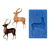 First Impressions Molds Deer