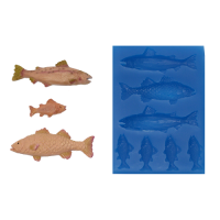 First Impressions Molds Fish Set