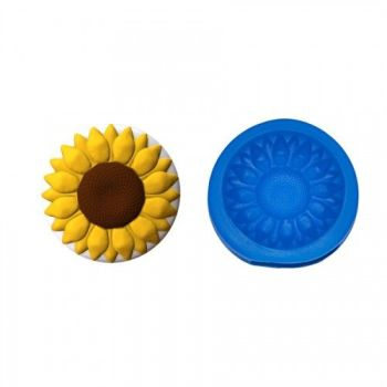First Impressions Molds Sunflower Cupcake Topper