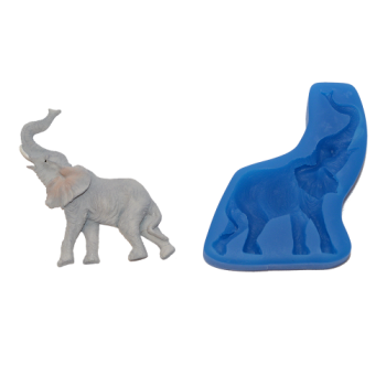 First Impressions Molds Elephant