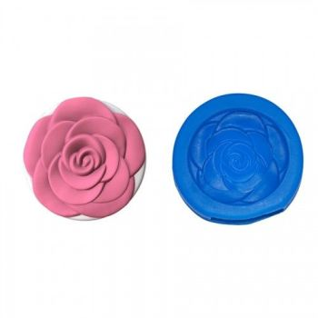 First Impressions Molds Rose Cupcake Topper