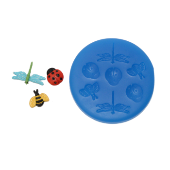 First Impressions Molds Insect Set