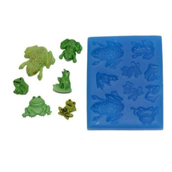 First Impressions Molds Frog Set
