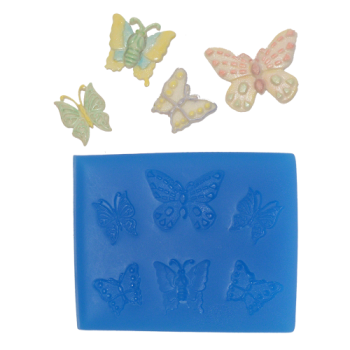 First Impressions Molds Butterfly Set 2