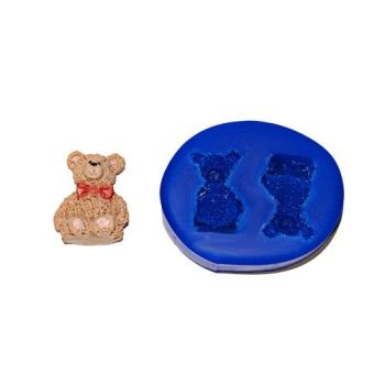 First Impressions Molds Twin Teddies
