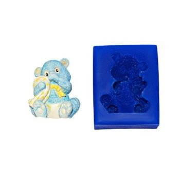 First Impressions Molds Baby Bear