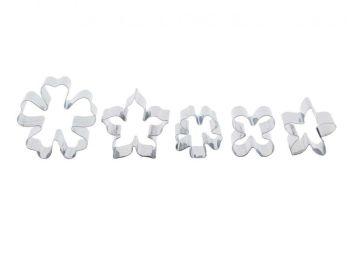 Blossom SugarArt Set of 5 Cutters