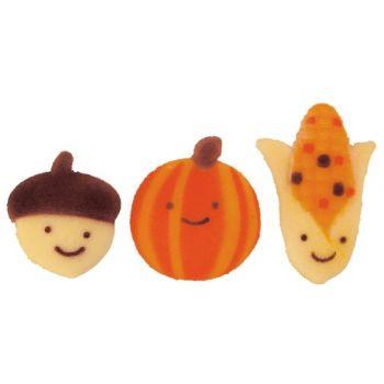 Lucks Autumn Friends Assortment: 108 per box